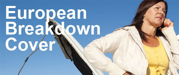 European motorhome breakdown