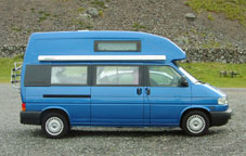 hightop campervan