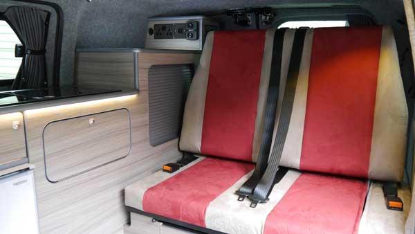 NV200 Seats
