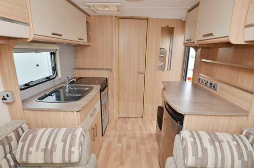 Coachman Kitchen